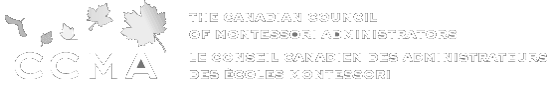 Logo: Canadian Council of Montessori Administrators